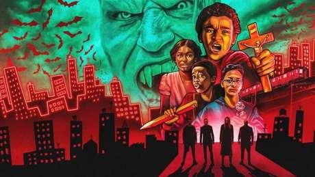 Vampiros x The Bronx (Imagem: Divulgação/Netflix)