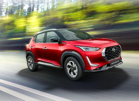 Nissan Magnite: futuro SUV nacional chega em 2022.