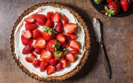 Receitas com morango: 7 opções para aproveitar o melhor da fruta
