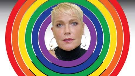 O fato de ser contratada da RecordTV, ligada à Igreja Universal, não impediu Xuxa de se tornar uma voz em defesa dos LGBT+