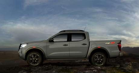 Nissan Frontier ganhou nova versão Pro-4XC, para acentuar seu caráter robusto.
