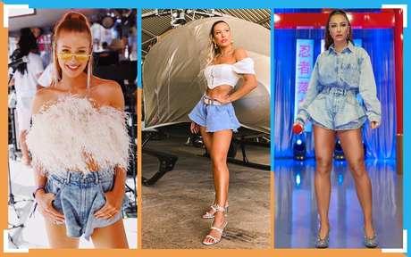 Shorts godê: aprenda a montar looks com essa tendência polêmica