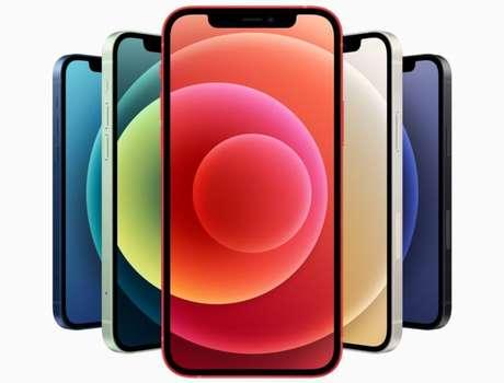 iPhone 12 (Imagem: Divulgação/Apple)