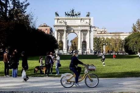 Números, apesar da queda, continuem em níveis muito altos na Itália