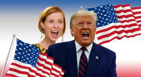 Progressista declarada, Cynthia Nixon fez campanha contra a reeleição de Trump
