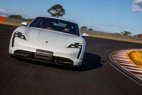 Porsche Taycan: uma das estrelas do segmento de carros totalmente elétricos.