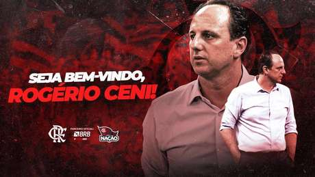 Rogério Ceni está próximo de fazer história pelo Flamengo