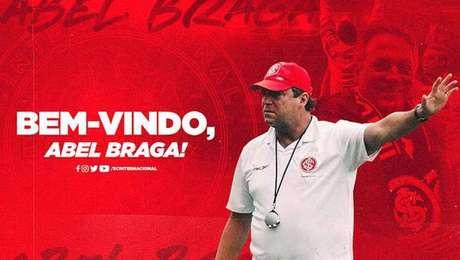 Abel Braga repôs o Inter como forte candidato ao título do Brasileiro