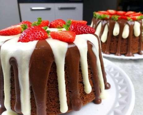 Guia da Cozinha - Bolo de chocolate da Pri: para dividir com a família