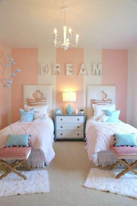 22. Cabeceira para cama infantil – Via: Arkpad