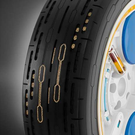 Conceito desenvolvido pela Continental mostra de que forma a digitalização dos pneus pode colaborar a mobilidade ambientalmente compatível do futuro.