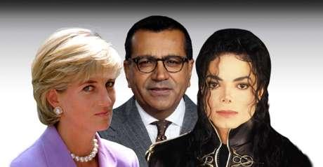 Martin Bashir destruiu sua reputação ao manipular a princesa Diana e o cantor Michael Jackson
