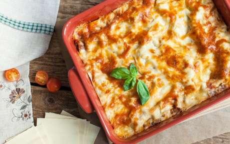 Receitas de lasanha fáceis e rápidas para uma refeição em família