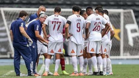 Fluminense é o quinto colocado no Brasileirão e luta por vaga na Libertadores (Foto: Lucas Merçon/Fluminense FC)