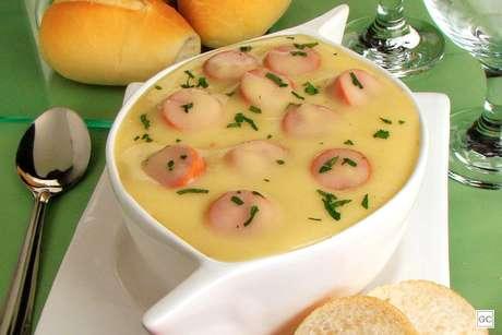 Guia da Cozinha - Sopa de batata: 9 receitas para se deliciar