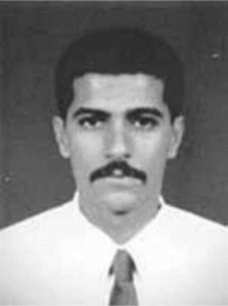 Foto de arquivo de Abdullah Ahmed Abdullah, mais conhecido como Abu Muhammad al-Masri