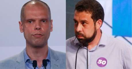 Russomanno declara apoio a Covas; Boulos diz espera governar com siglas aliadas