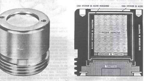 Sotelo perfurou a fonte blindada de cobalto-60, causando o vazamento de material radioativo