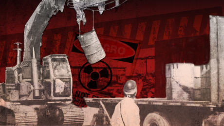 Ciudad Juárez, no México, viveu um perturbador alerta de radiação na década de 1980