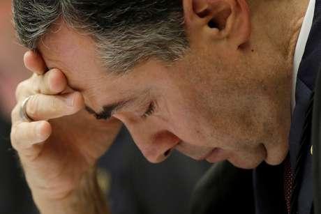 Presidente do TSE, Roberto Barroso 07/03/2018 REUTERS/Ueslei Marcelino