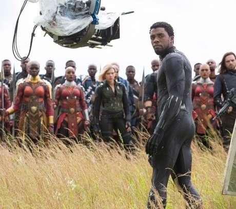 Pantera Negra 2 não usará versão digital de Chadwick Boseman