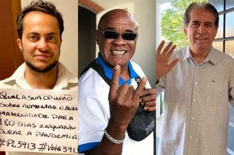 Famosos disputam eleições municipais em São Paulo