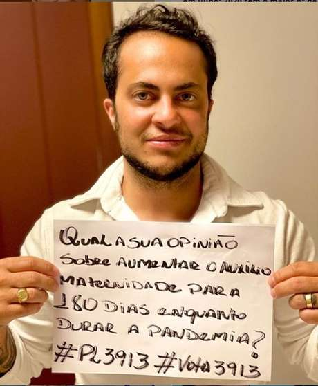 Thammt Miranda ficou entre os vereadores mais votados da capital paulista