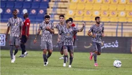 Dudu está jogando no Al Duhail, do Catar