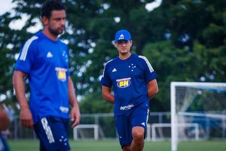 Fred e Cruzeiro tem disputa judicial e buscam um acordo após a saída do jogador do clube-(Bruno Haddad/Cruzeiro)