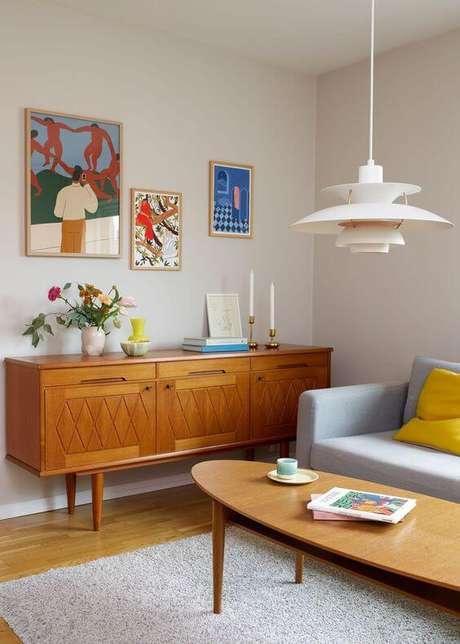 10. Sala de estar na casa arrumada – Via: Bed Threads