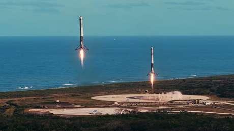 A NASA não pagou por isso, todo o modelo de reutilização foi por conta da SpaceX.