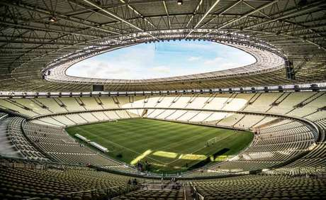 O Castelão, primeiro estádio da América do Sul a receber a certificação ambiental Leed (Leadership in Energy and Environmental Design), oferecida pela organização Green Building Council
