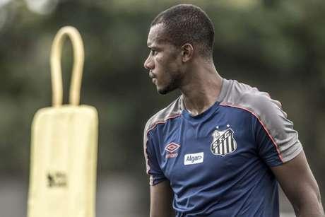 Copete não joga pelo Santos desde o primeiro semestre de 2019 (Foto: Ivan Storti/Santos)