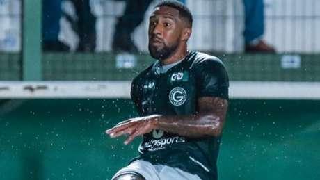 Vidal espera mais chances com a camisa do Goiás na temporada (Divulgação/Assessoria do jogador)