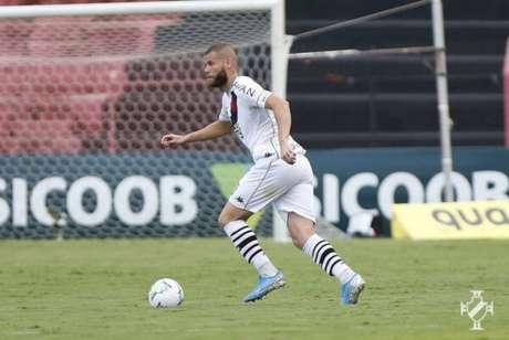 Marcelo Alves teve uma grande atuação na vitória diante do Sport na Ilha do Retiro (Foto: Rafael Ribeiro/Vasco)