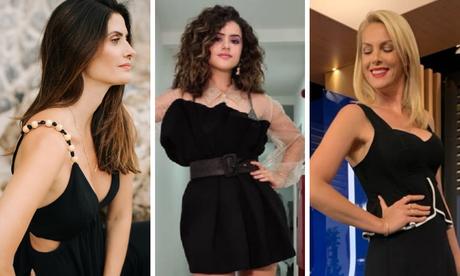 Isabella Fiorentino, Maisa e Ana Hickmann (Fotos: Reprodução/Instagram)