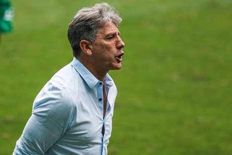 Renato Gaúcho não viajou para comandar o Grêmio pela Libertadores