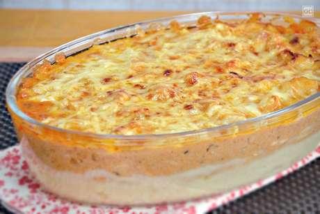 Guia da Cozinha - Torta de batata e estrogonofe