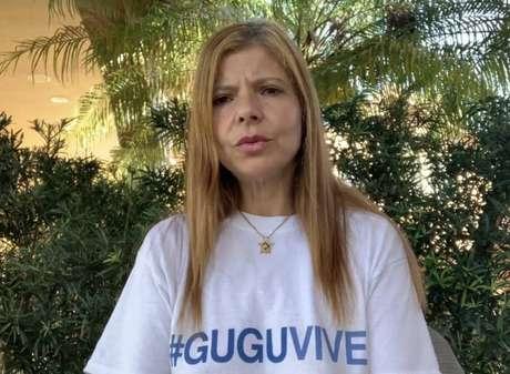 Rose Miriam Di Matteo, ex-companheira de Gugu e mãe dos três filhos dele, fala sobre 1 ano da morte de apresentador