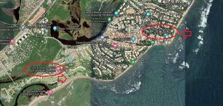 Resort na Praia do Forte fica próximo a sede do Projeto Tamar, que protege tartarugas marinhas; local é área de desova dos animais