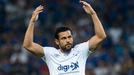 Fred e Cruzeiro conseguem finalmente um acordo em ação judicial que se arrastava desde de fevereiro-( Bruno Haddad/Cruzeiro)