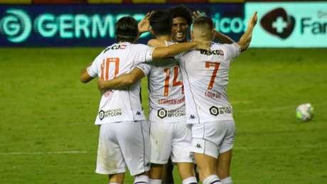 Vasco busca segunda vitória consecutiva após três meses (Ana Leal/Ofotografico)