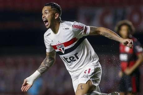 Luciano marcou quatro gols nos últimos dois jogos do São Paulo na temporada (Miguel Schincariol/saopaulofc.net)