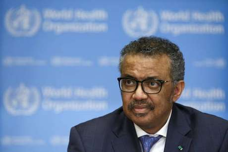 Tedros Adhanom, diretor da OMS, é etíope da etnia tigré