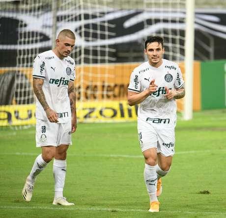Desfalcado, Palmeiras empata com o Ceará e avança às semifinais da Copa do Brasil