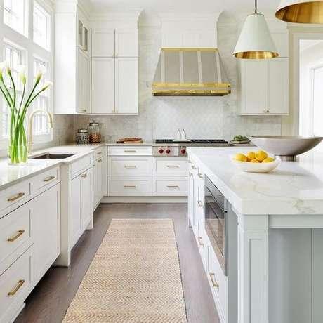 57. Passadeira de sisal para cozinha clean – VIa: Circalighting