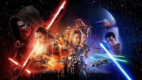O Despertar da Força - Episódio VII (Imagem: Divulgação / Disney+)