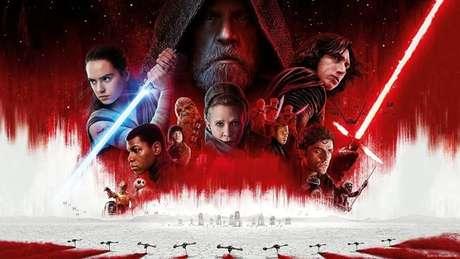 Os Últimos Jedi - Episódio VIII (Imagem: Divulgação / Disney+)