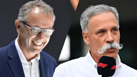 Stefano Domenicali substituirá Chase Carey no comando da F1 a partir de 2021.