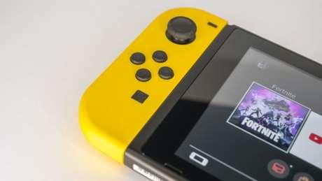 Nintendo Switch (Imagem: Stillness Jnmotion / Unsplash )
